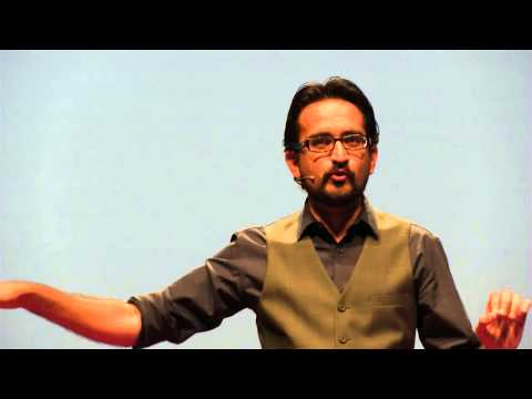 The Unseen Laugh: Sami Shah at TEDxMelbourne