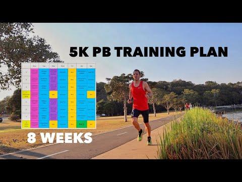 5k PB Training Plan