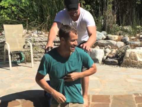 Colin Ferguson ALS Ice Bucket Challenge