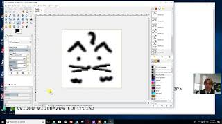 Creating a favicon with GIMP