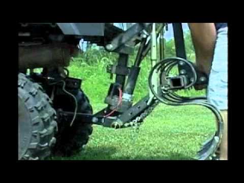 Kolpin Dirtworks System - ATV And UTV Implements For Food Plots And Farming