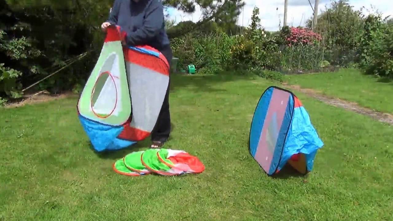 Kany Children Kids Pop Up Play Tent and Tunnel Set Indoor Outdoor Toy House Reviews & Kany Children Kids Pop Up Play Tent and Tunnel Set Indoor Outdoor ...