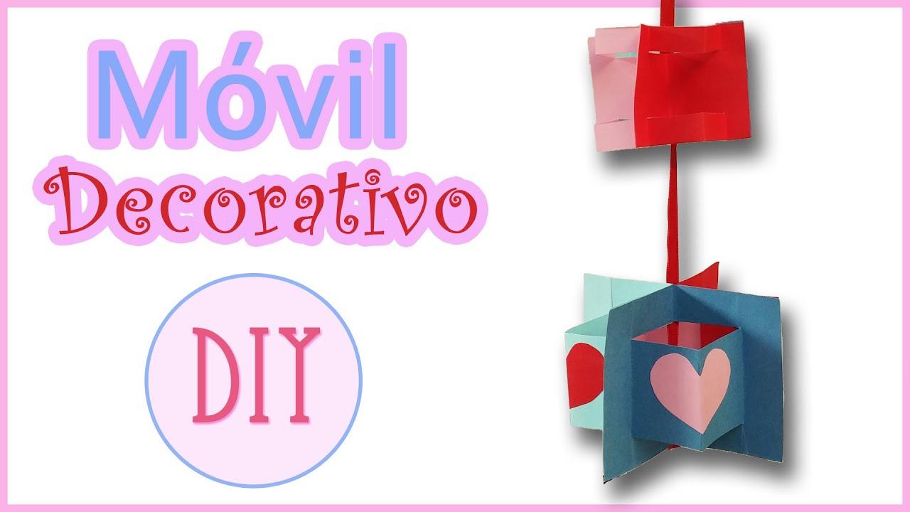 Manualidades m vil decorativo manualidades para todos - Manualidades para todos ideas ...