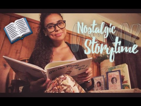 | ASMR |  📖 Nostaligia Series: Storytime at School  📖