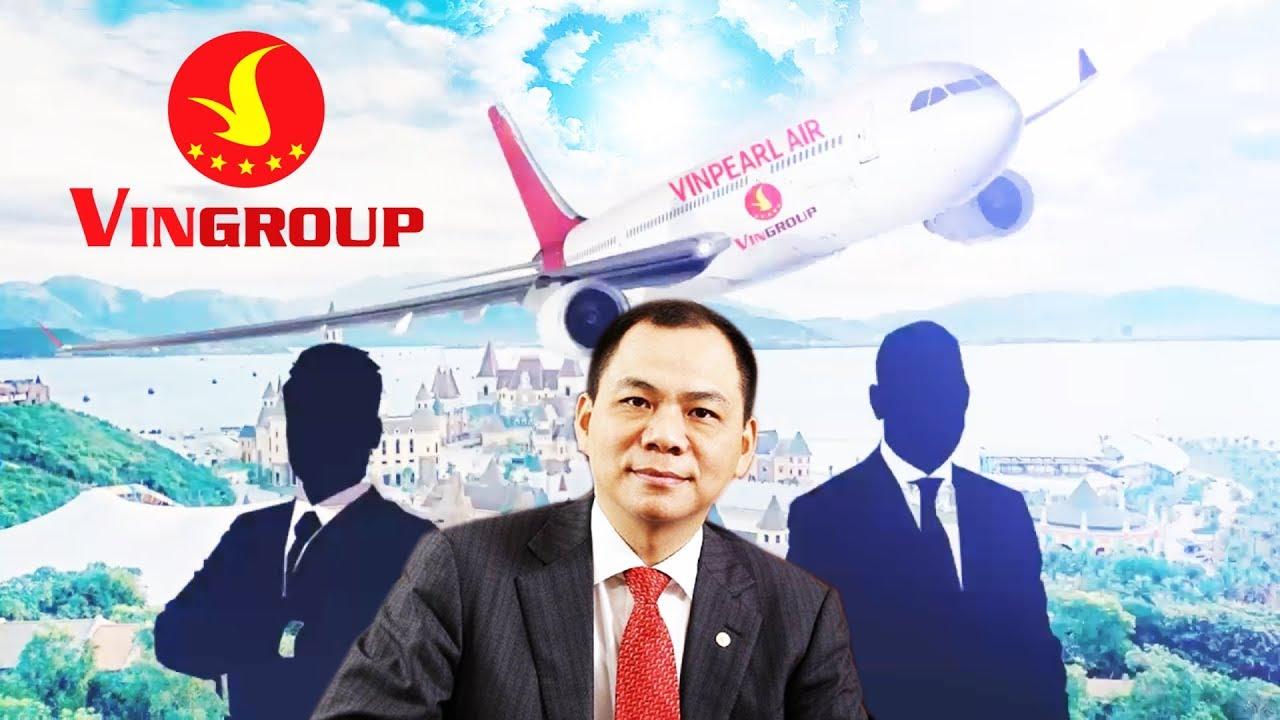 Vinpearl Air: Hai Cá Nhân Kín Tiếng Sở Hữu 55% Cổ Phần Là Ai?
