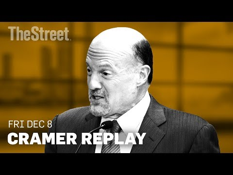 REPLAY: Jim Cramer NYSE Live Show, Friday, December 8th
