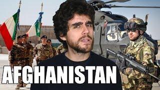 Gambar cover Dobbiamo ritirare le truppe dall'AFGHANISTAN?