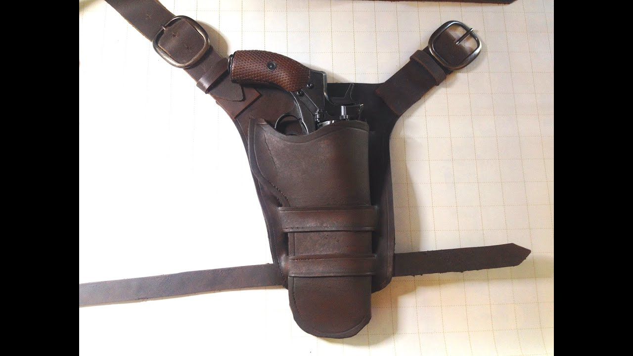 Rise Of The Tomb Raider Holster Tutorial