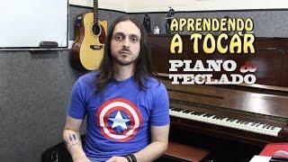 Milo Andreo  - Curso online completo de Piano e Teclado