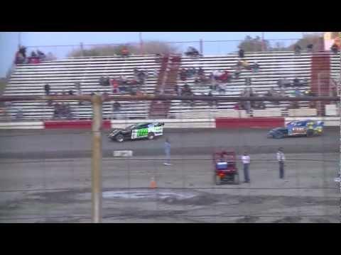 Champion Motor Speedway 9-8-12 sportmod win