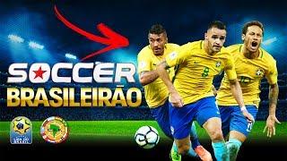 DREAM LEAGUE SOCCER 2018 COM BRASILEIRÃO SERIE A e B DOWNLOAD + NOVIDADES!!