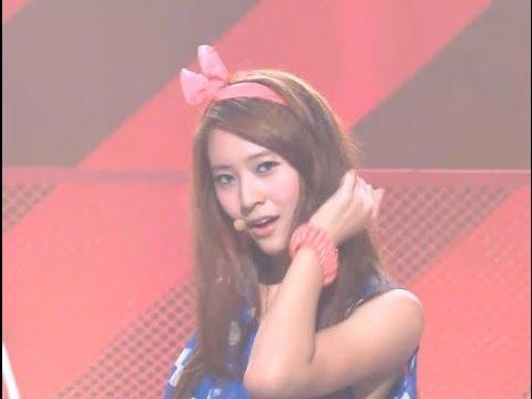 【TVPP】 f(x) - Hot Summer, 에프엑스 - 핫 섬머 @ Comeback stage, Show! Music Core Live