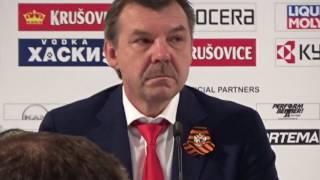 Олег Знарок: Мозякина увезли в больницу