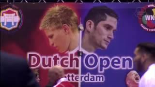 Thrilling Karate 1-Premier League in Rotterdam