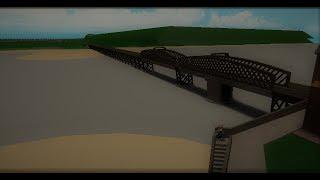 Secrets of GCR - NEW STATION - Abermau - Grand Continental Railays (GCR) - Roblox