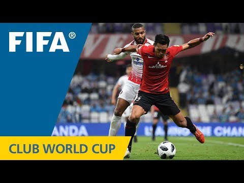 Wydad Casablanca v Urawa Red Diamonds - FIFA CLUB WORLD CUP UAE 2017