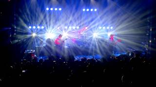 Accident Without Emergency - Biffy Clyro Paris 30.11.13