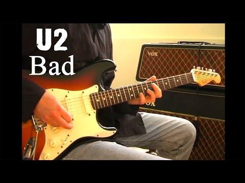 U2 - Bad (cover)