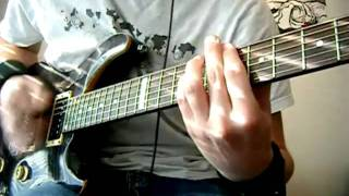 Hoobastank - Never There [Guitar Cover]