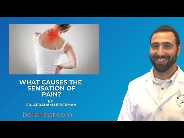 Ouch! What causes the sensation of pain?