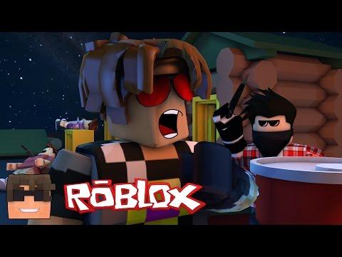 Roblox MURDER MYSTERY | MURDERED BY JUSTIN BIEBER?! (Roblox Murder Mystery Minigame) - Видео из Майнкрафт (Minecraft)