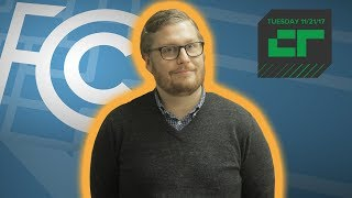 The FCC sets vote to kill net neutrality | Crunch Report