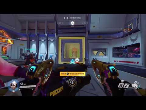 Double basketball score on Nepal Overwatch