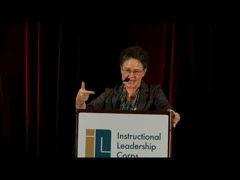 Instructional Leadership Corps Conference | Linda Darling ...