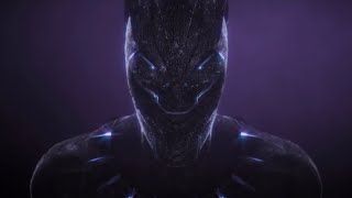 Black Panther - End Credits (1080p)