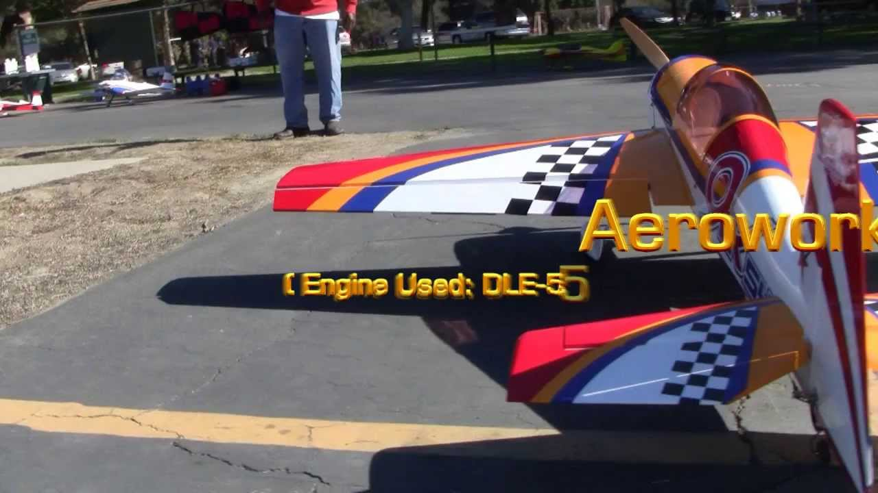 Aeroworks 50cc Yak 54
