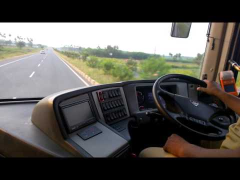 Scania experience in drivers cabin