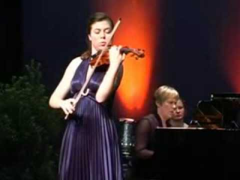 Tessa Lark | Wieniawski : Variations on an Original Theme | Michael Hill | 2 of 2 | 2009
