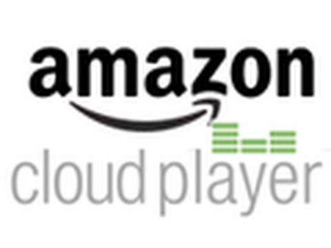 Cloud Music Storage From Amazon!