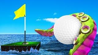 NEW PIRATE GOLF DLC!? (Golf With Friends)