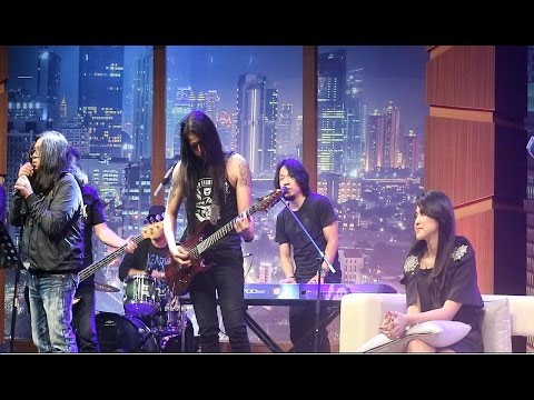 Powerslaves - Impian ( Live at Selamat Malam Indonesia ANTV )