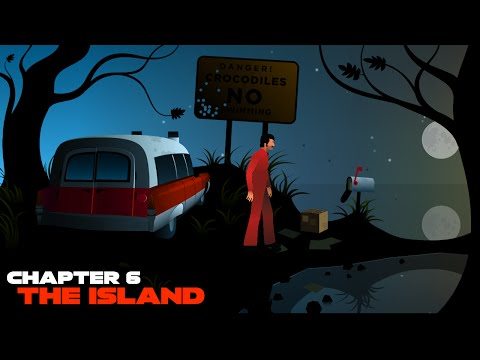 The Silent Age: Chapter 6 - The Island - Gameplay Walkthrough