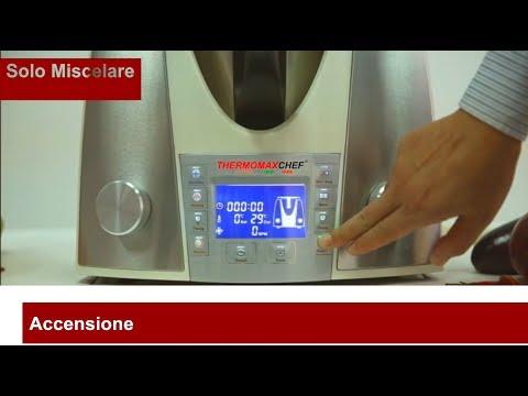 ThermoMAXchef Italia: Video Istruzioni d'Uso (manuale parlato)
