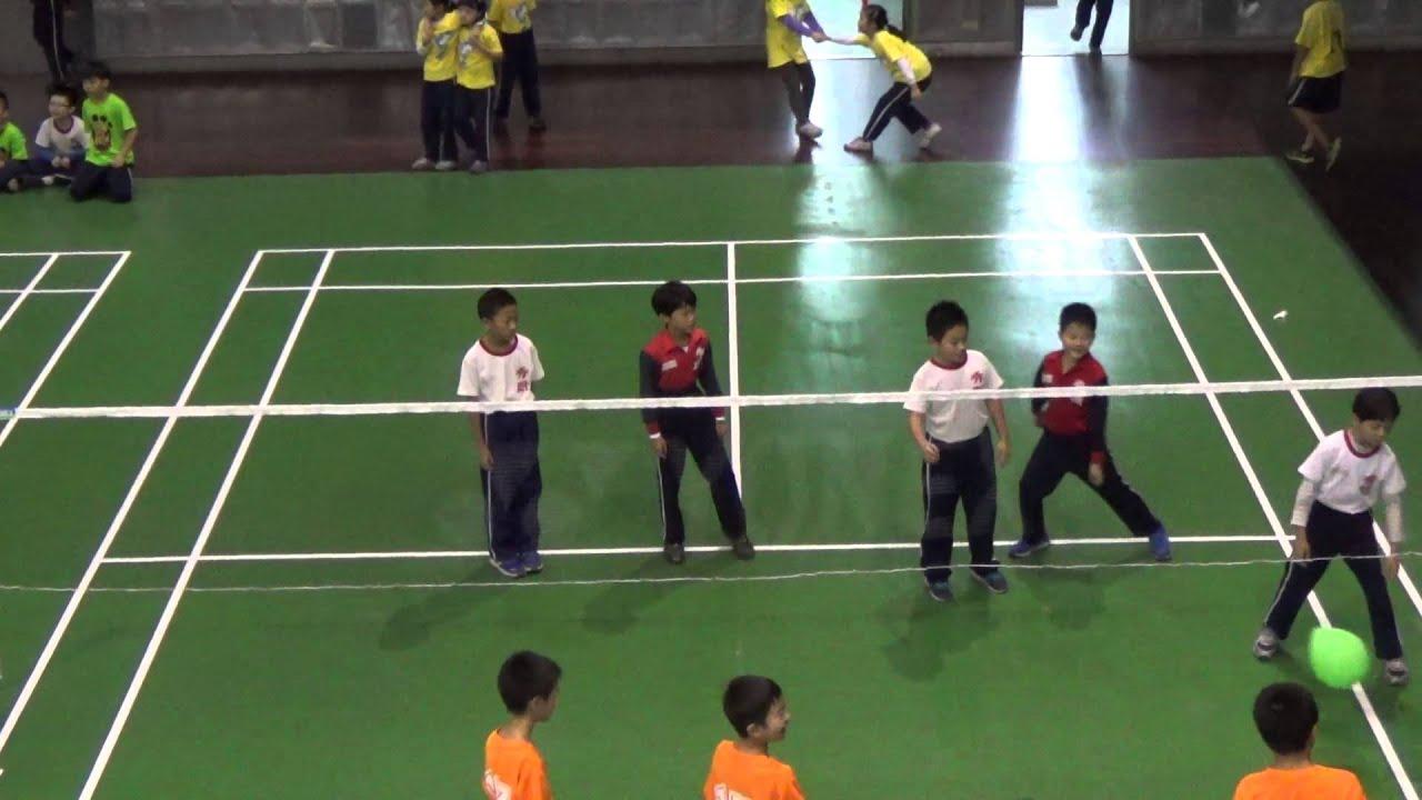 氣排球比賽01 - YouTube