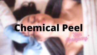 "Chemical Peel ""Skin Resurfacing"""