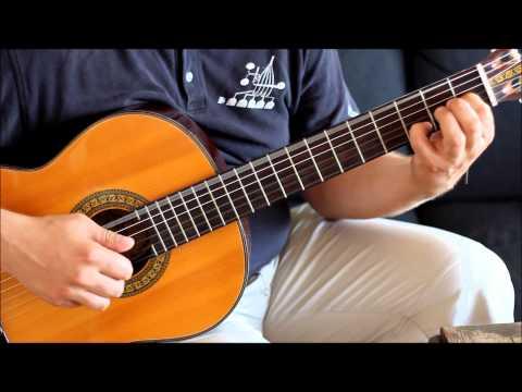 Spansk guitar (Santana) på DBA