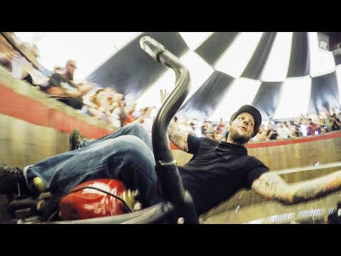 Rhett Giordano takes you on a Wall of Death ride. | POV