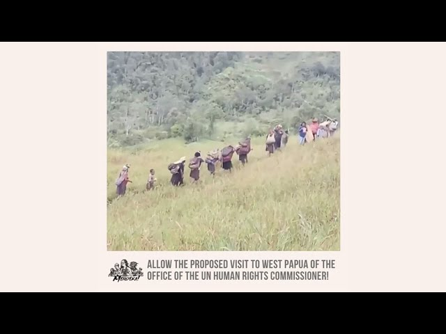 Statement on Indonesia's continuing denial of human rights abuses in West Papua