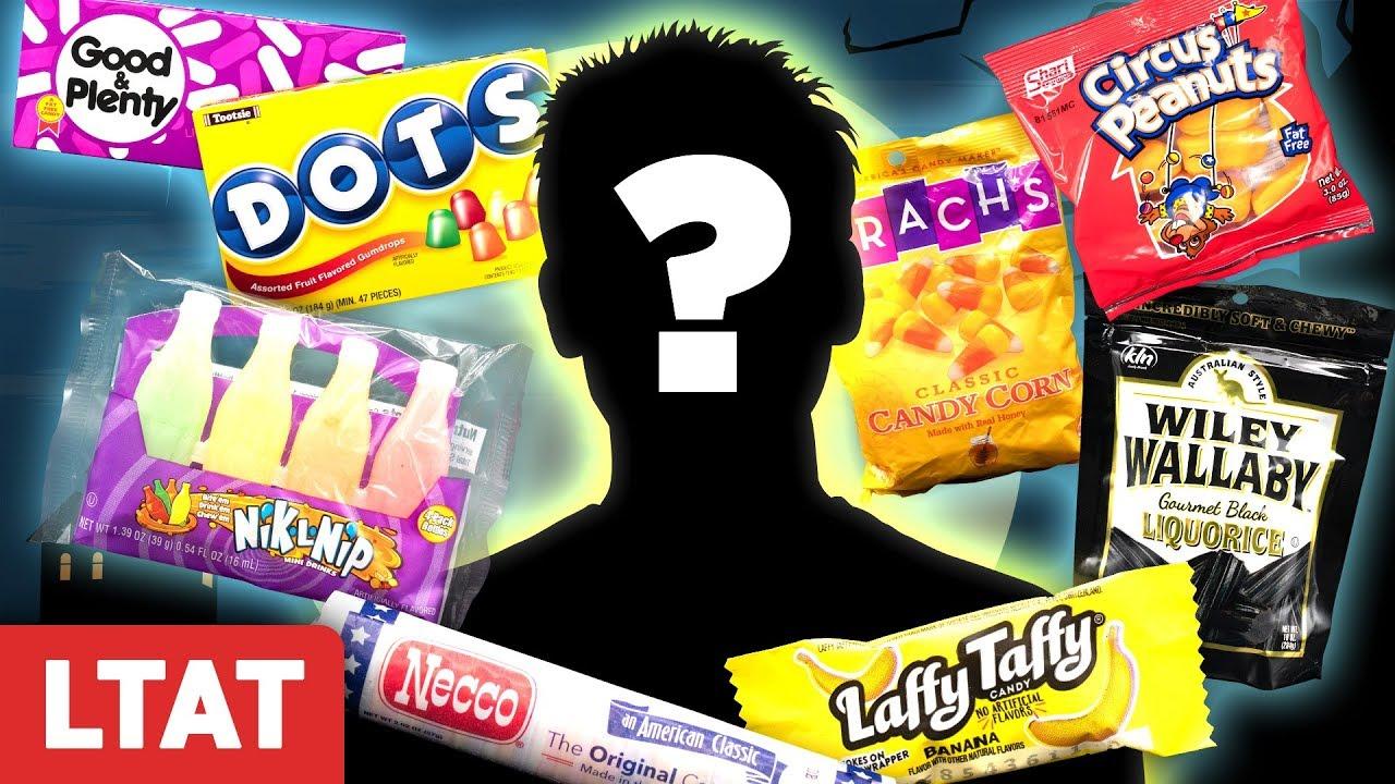 Worst Candy Taste Test Winner Revealed