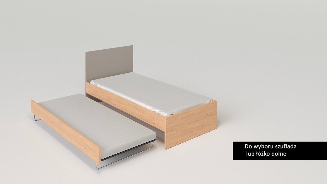 łóżko 90x200