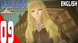 Valkyria Revolution - Walkthrough Part 09 - Chapter 8 Dark Cloud Rising -English- No Commentary