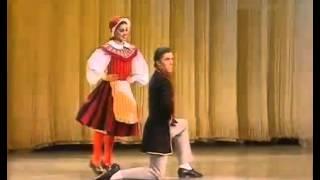Ансамбль танца Игоря Моисеева Финская полька\Finnish Polka Igor Moiseev Ballet