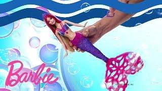 Barbie® Sirène bulles magiques   Barbie