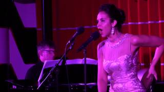 """Where or When"" (BABES IN ARMS) - Alexandra Silber at The Crazy Coqs"