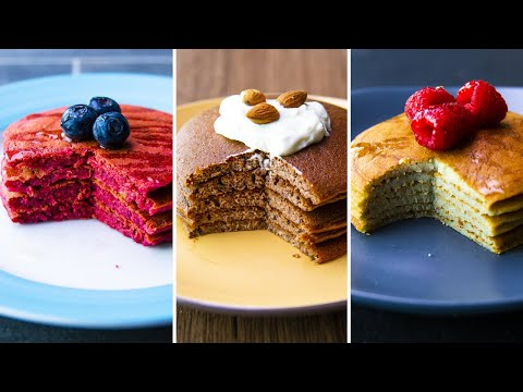 7 Healthy Pancakes For Weight Loss