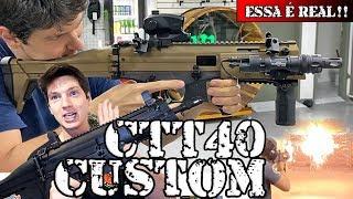 Baixar TAURUS CTT40 - Customização e Explosão - by Luiz Rider